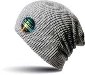 Bonnet bde à personnaliser gris
