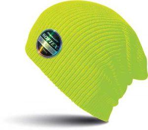 Bonnet bde à personnaliser vert clair