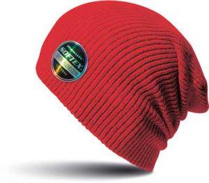Bonnet bde à personnaliser rouge