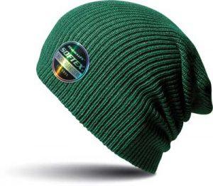 Bonnet bde à personnaliser vert