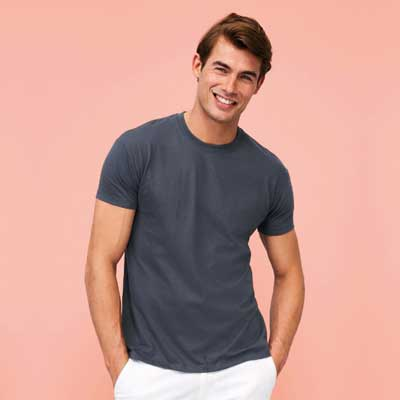 t-shirt BDE avec col rond