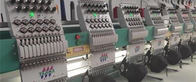 Confection textile pour vêtement-bde
